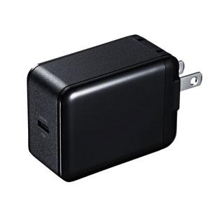 USB Power Delivery対応。スマートフォンやタブレットを急速充電できる、Type-Cポート搭載のACアダプタを発売