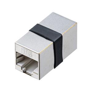 LANケーブルを延長できる、カテゴリ7準拠のRJ-45中継アダプタを発売