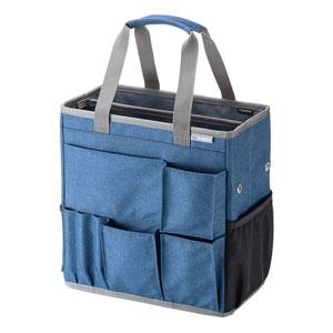 パソコンや書類を簡単に持ち運べ保管できるテレワーク向けBOX型バッグを発売