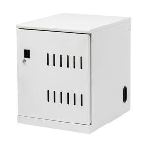 タブレット・ノートパソコンを一括で10台収納できる鍵付き保管庫を発売