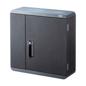 壁掛けノートPC、タブレット収納庫