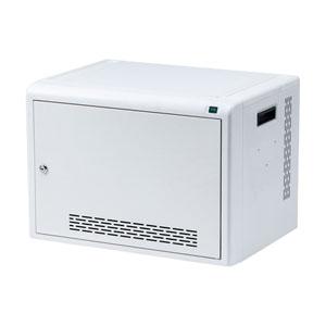 UV照射での除菌機能を搭載。14インチまでのノートパソコン、タブレットを充電しながら収納できる保管庫を発売