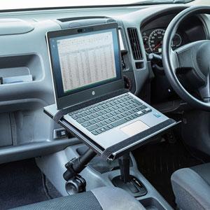 CAR-SPHLD1の使用例