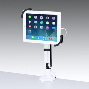 7~11インチ対応iPad・タブレット用アーム(クランプ式・1本アーム)