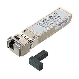 デジタル診断監視DDMI対応、一芯双方向タイプのBiDi SFPコンバーターを発売