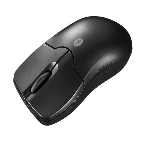 Ma Btbl27bk Bluetooth3 0 ブルーledマウス(ブラック)の画像一覧 サンワサプライ株式会社