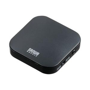 Bluetoothオーディオトランスミッター&レシーバー