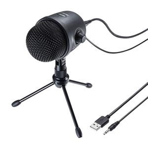スマホやタブレットでのライブ配信・動画投稿に最適なダイレクトモニタリング機能付きスタンドマイクを発売