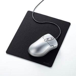 ピタッと貼り付いてずれにくい高吸着マウスパッド3サイズを発売