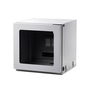 ノートパソコンをホコリから守る防塵ラック2種類とオプション品のキーボード収納台とスタンドを発売