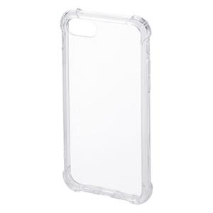 iPhone 7用耐衝撃ケース(クリア)