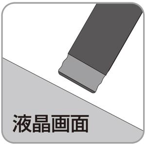 タッチペン PDA-PEN19 - 特長