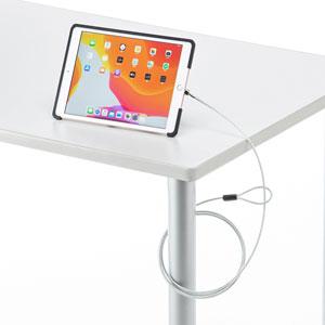 第8/7世代iPad10.2インチ/iPad Air 2019対応セキュリティ(ブラック)