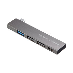 USB Type-C コンボ スリムハブ