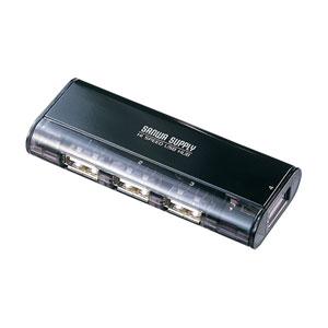 USB2.0ハブ(4ポート)