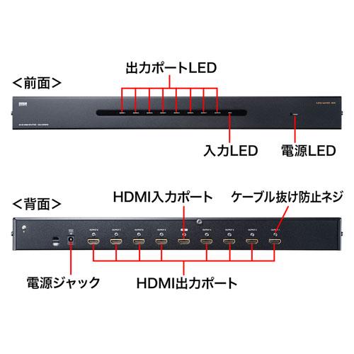 VGA-HDRSP8